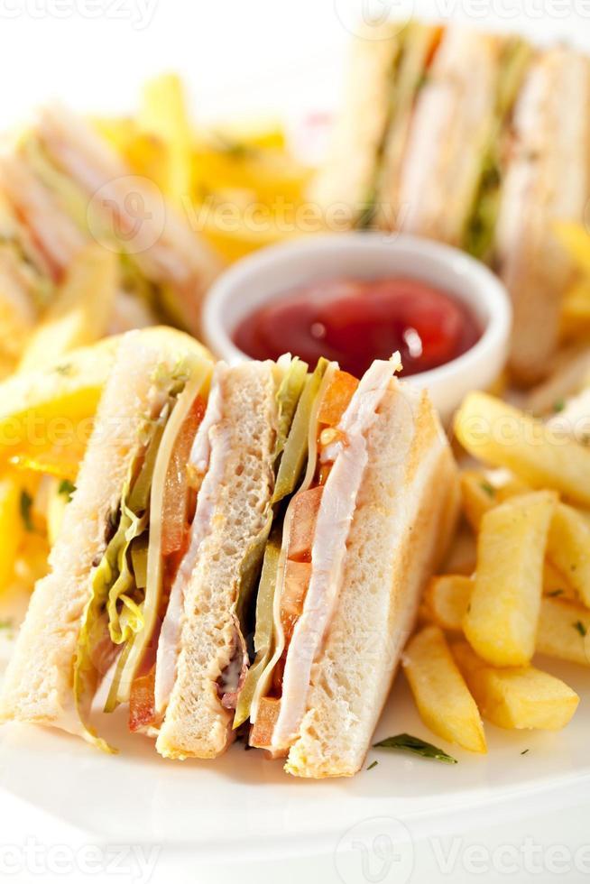 Sandwich foto