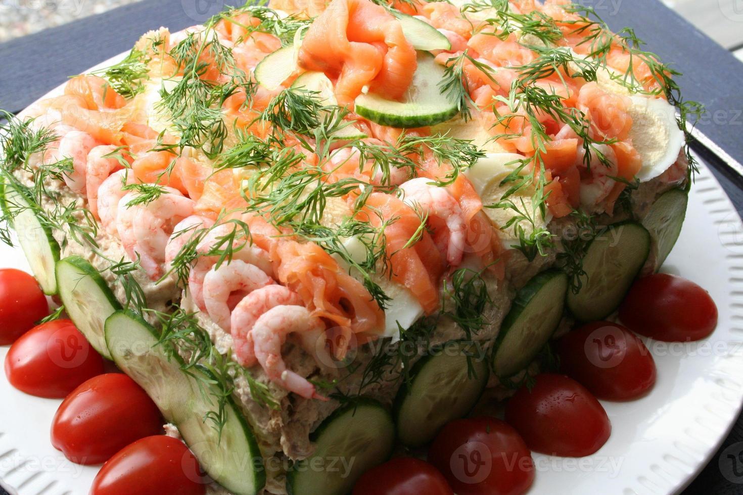 Sandwich Torte foto