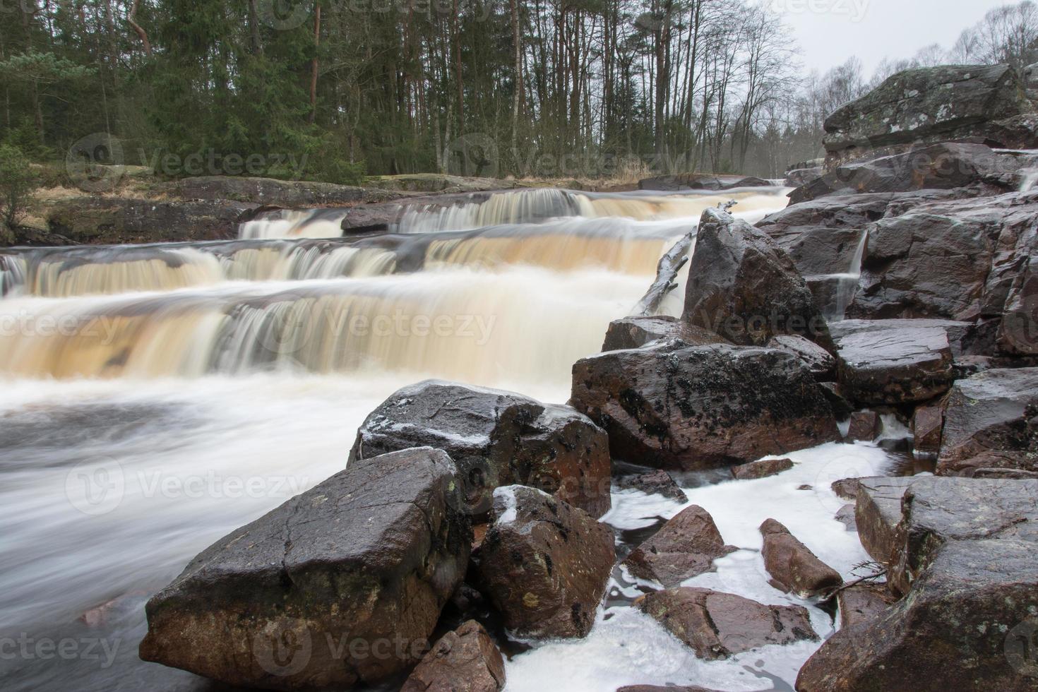Flussstrom foto