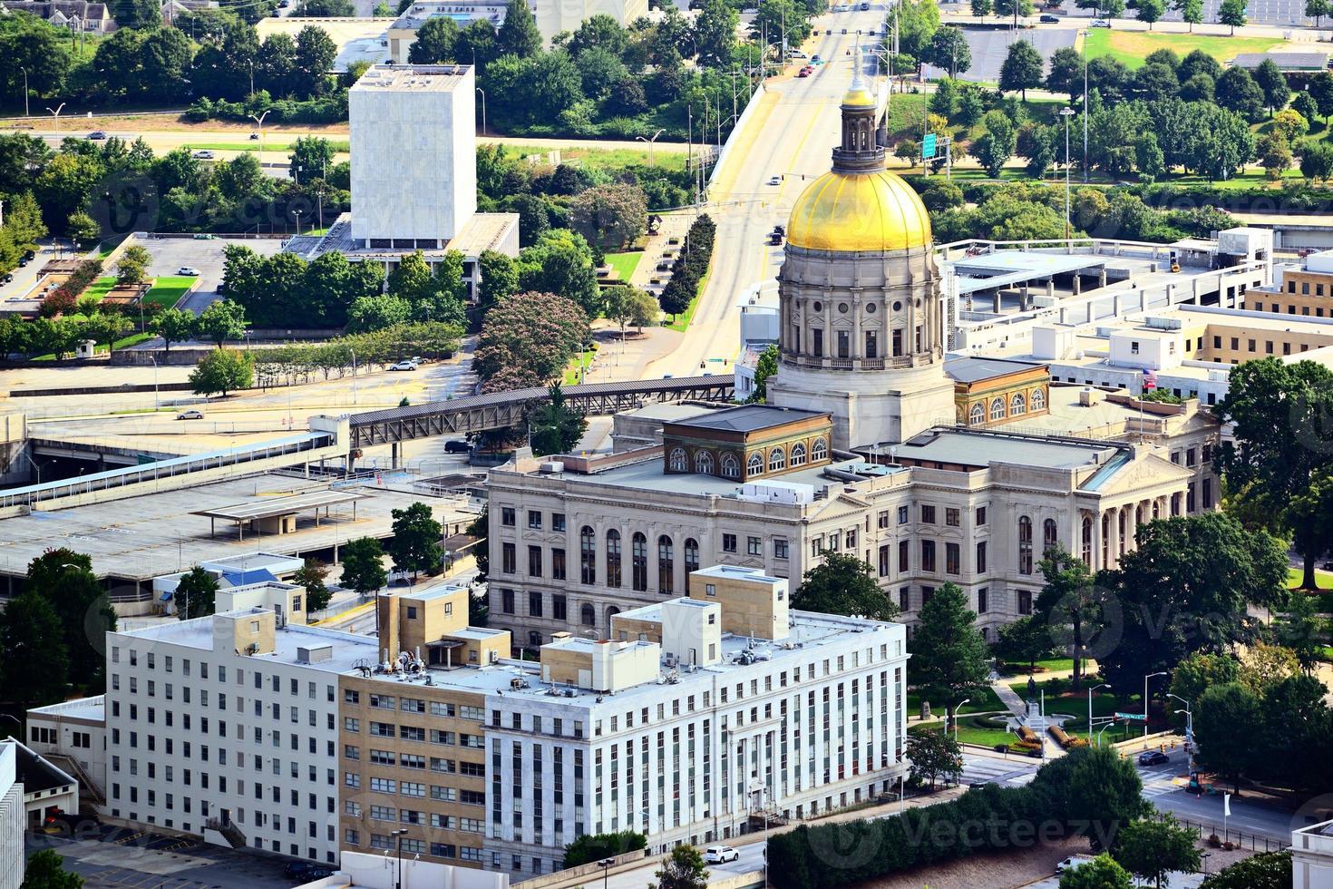 Georgia State Capitol foto