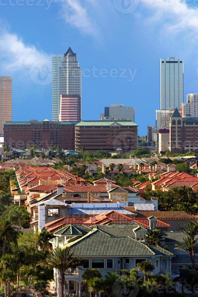 Tampa Innenstadt foto