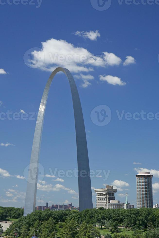 Gateway Arch in St. Louis foto