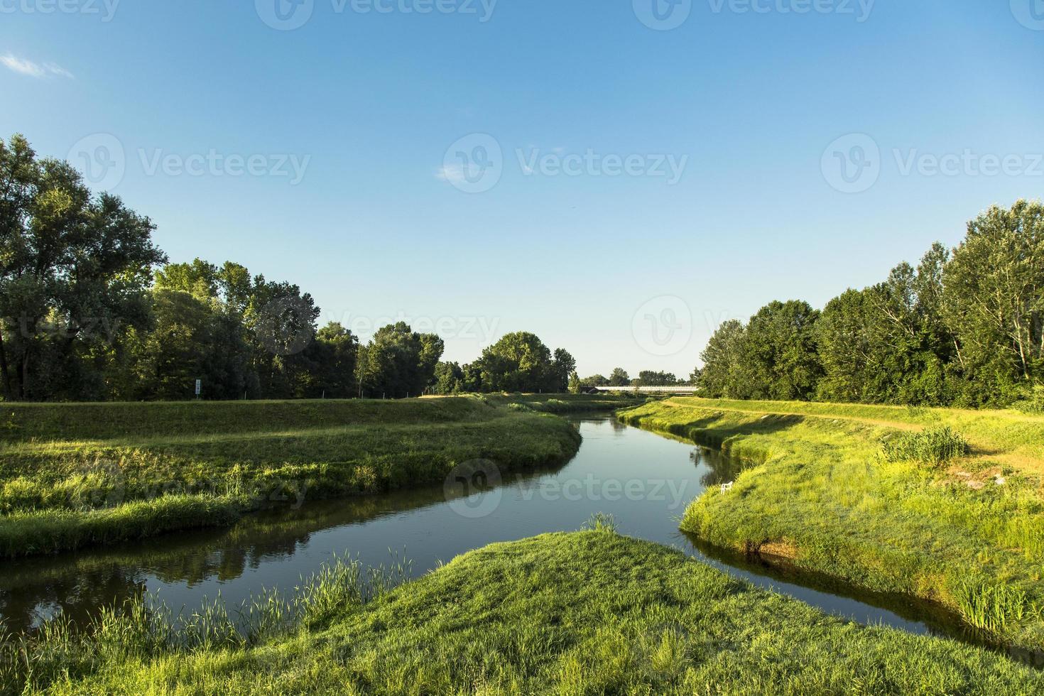 Oasis Fluss foto