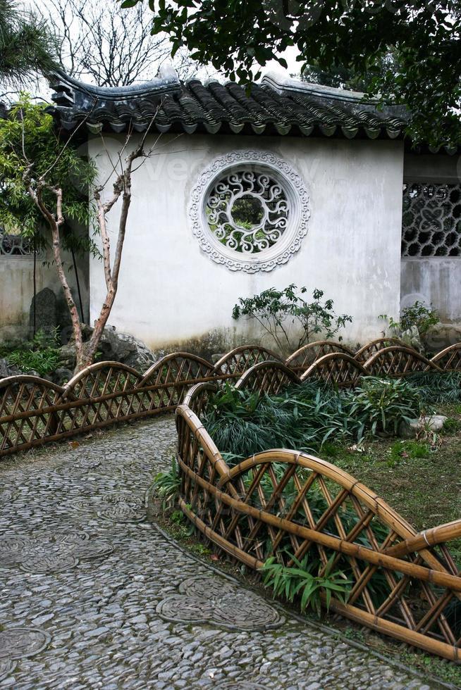 Suzhou Garten foto