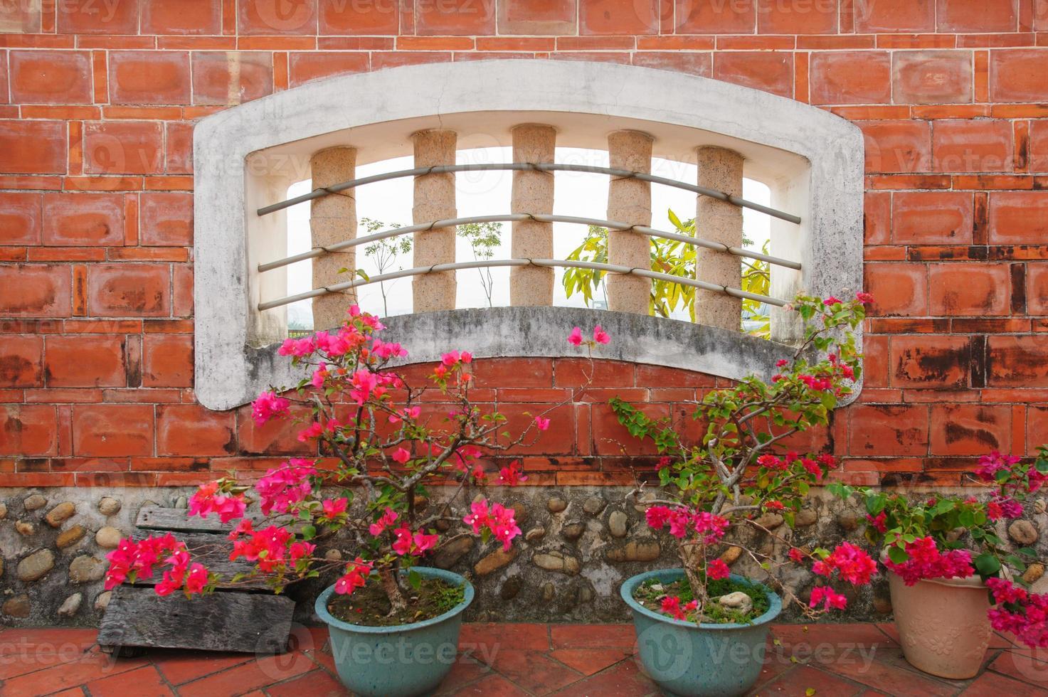 chinesisches Fenster foto