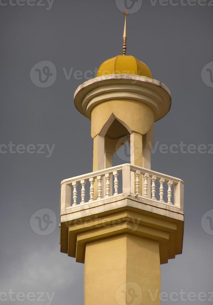 Minarett foto