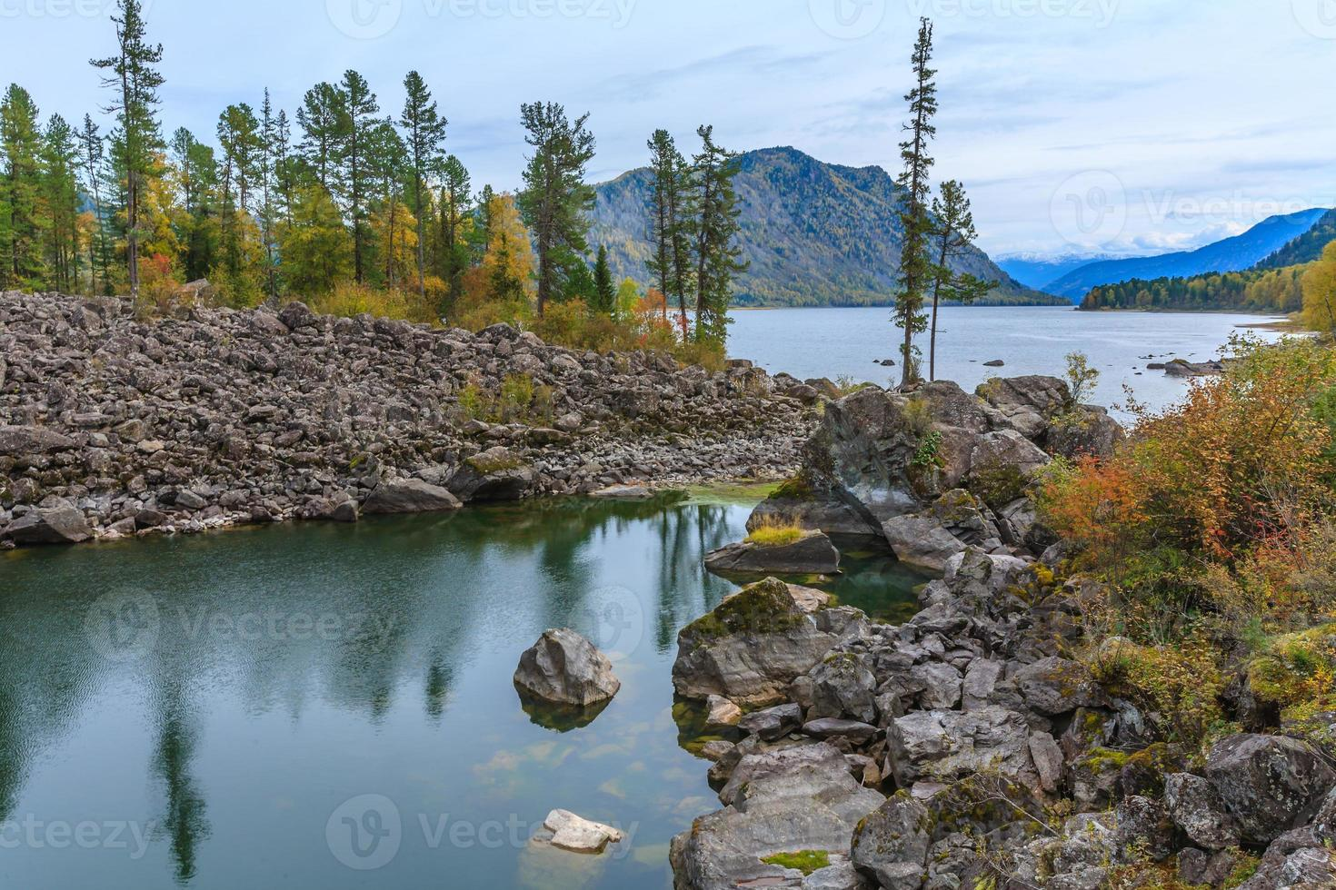 Altay Landschaft foto