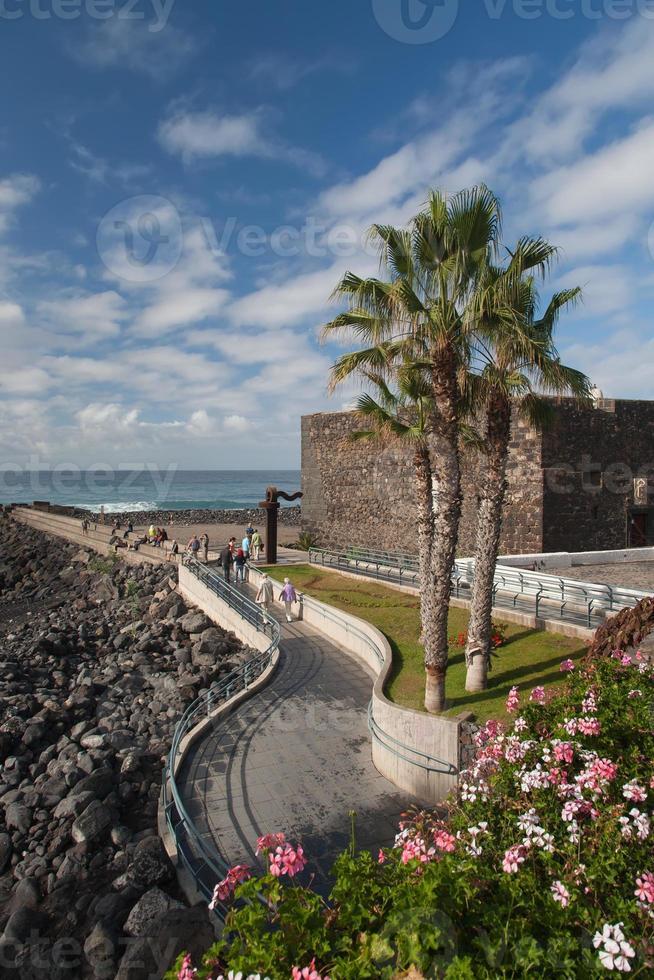 Tenerife Inselküste Landschaften foto