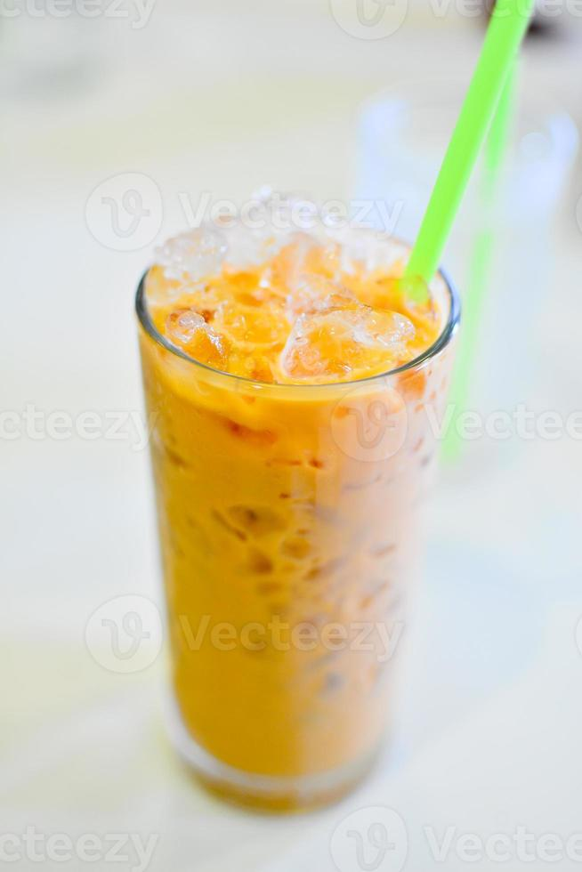 Boba Bubble Milk Tee foto