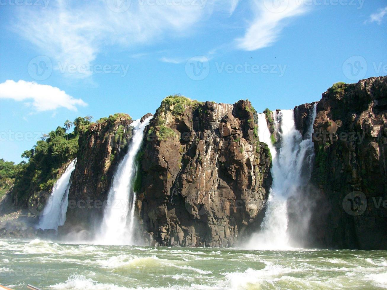 Iguazu fällt foto