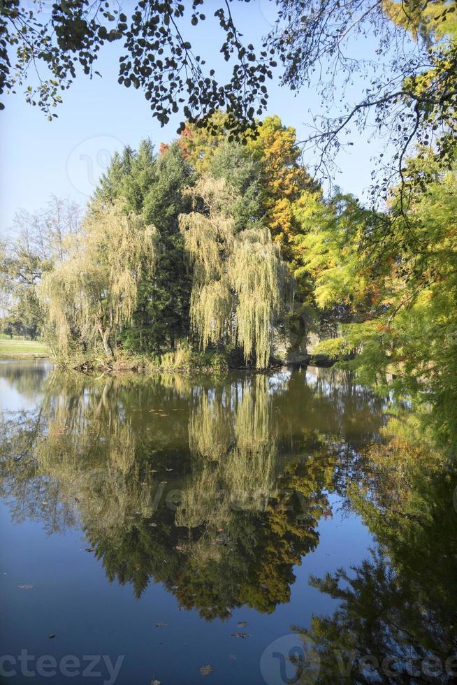 Landschaft von Bugey foto