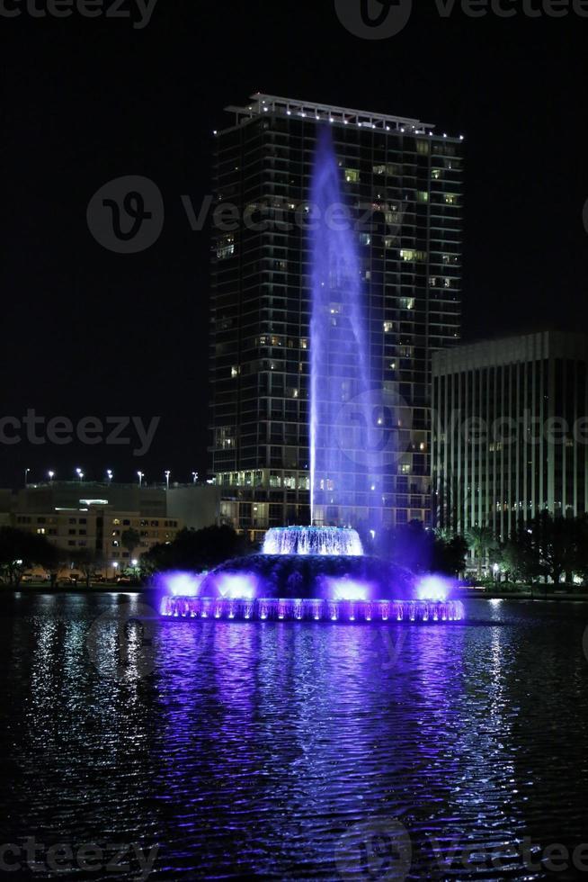 See Eola Brunnen foto