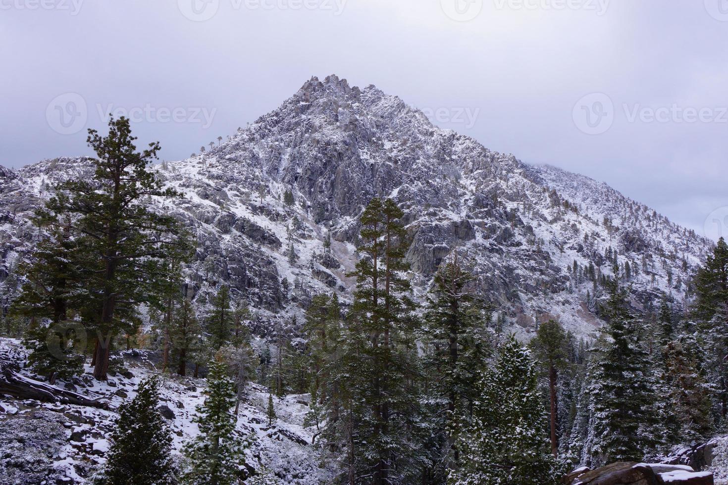 Berg am See Tahoe foto