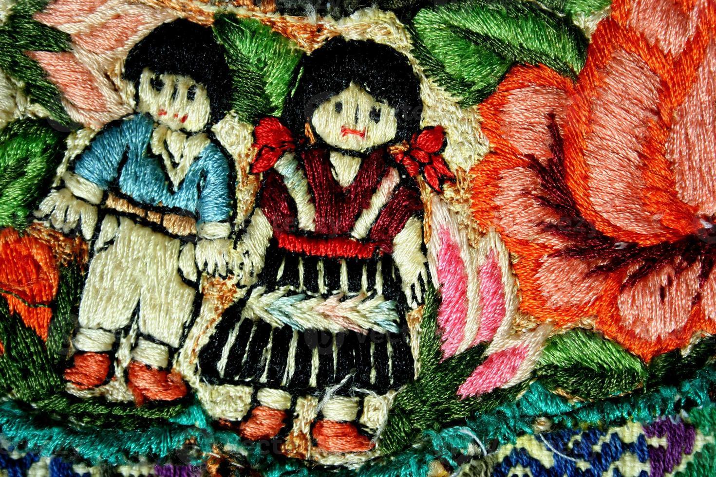 guatemaltekische Figuren foto