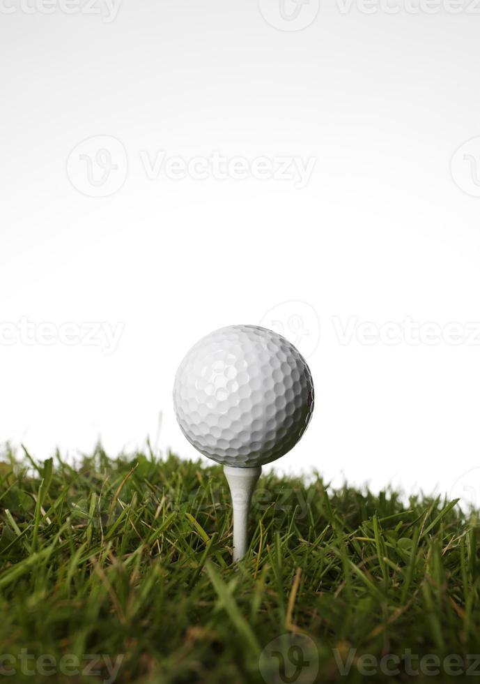 Golf Stillleben foto
