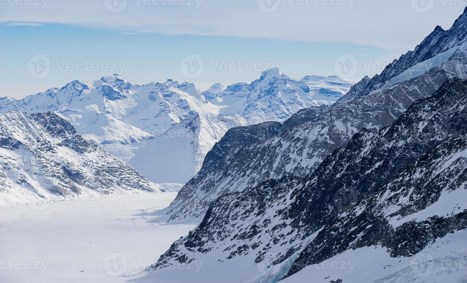 Schweizer Berg, Jungfrau, Schweiz, Skigebiet foto