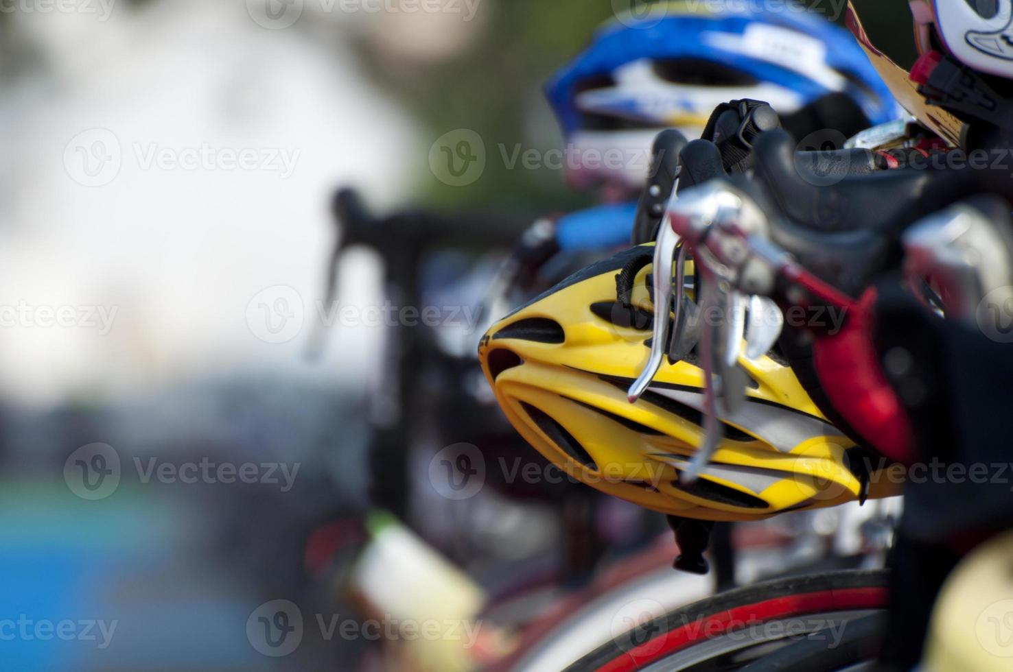 Triathlon-Zyklen foto