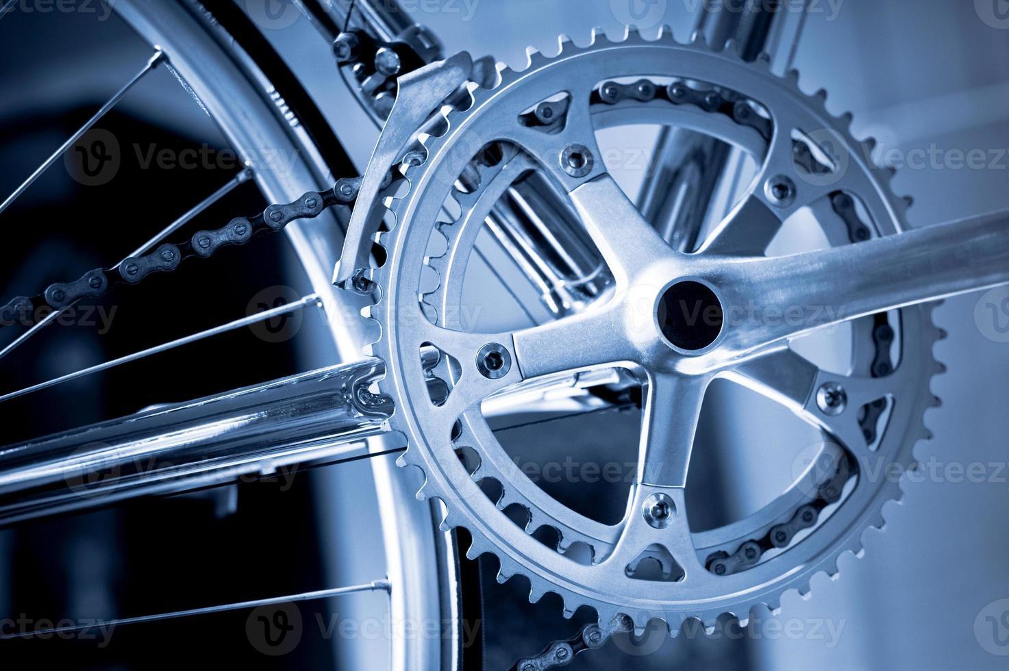 Fahrradausrüstung foto