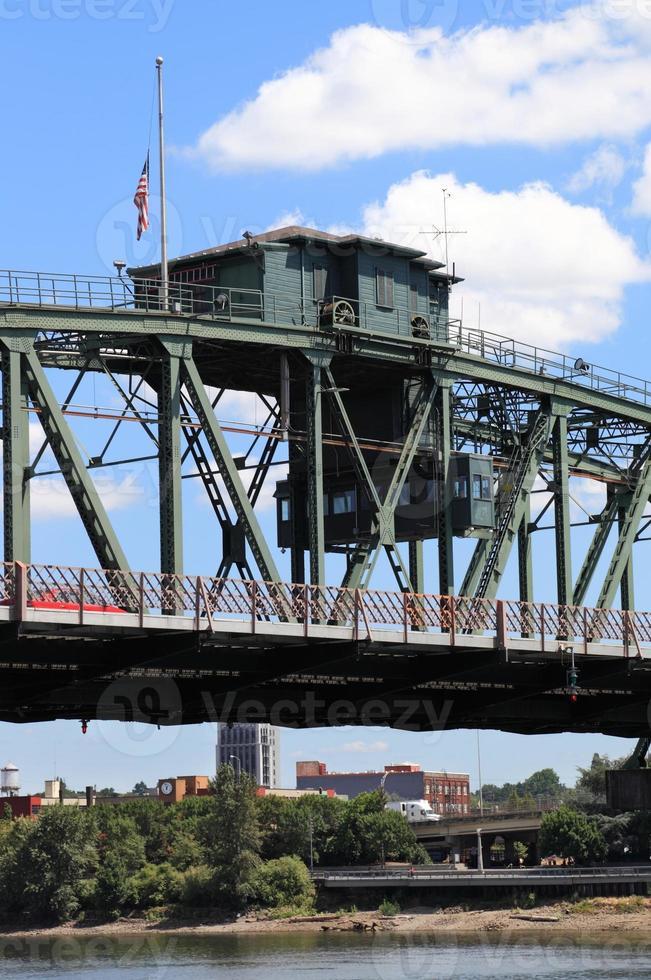 Hawthorne Bridge, Portland foto