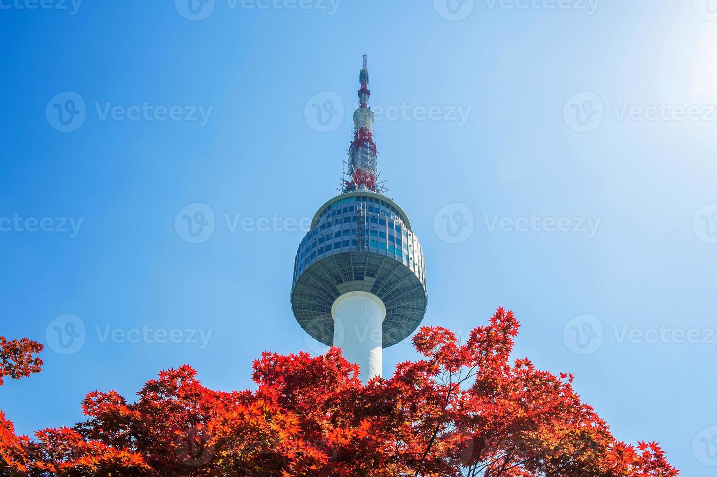 Seoul Turm foto