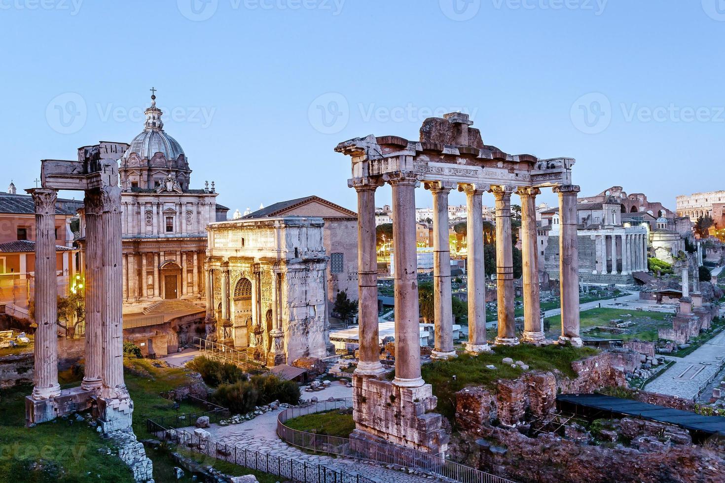 Forum Romanum foto