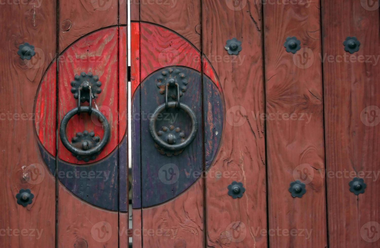 Zen Tür foto