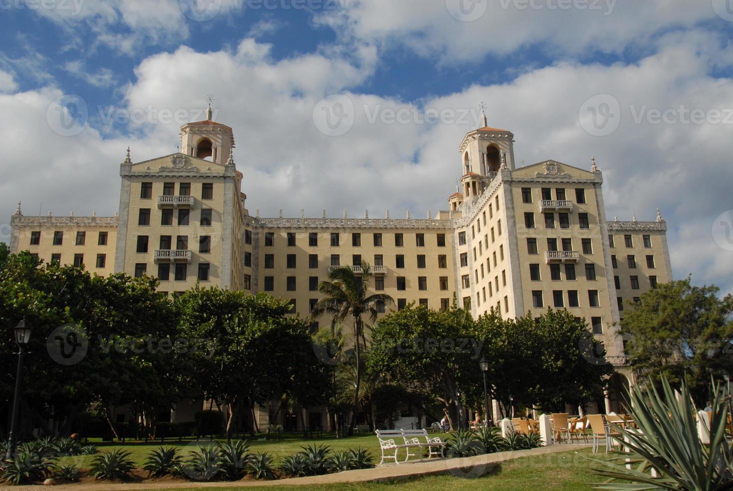 Hotel in Kuba Havanna Nacional foto