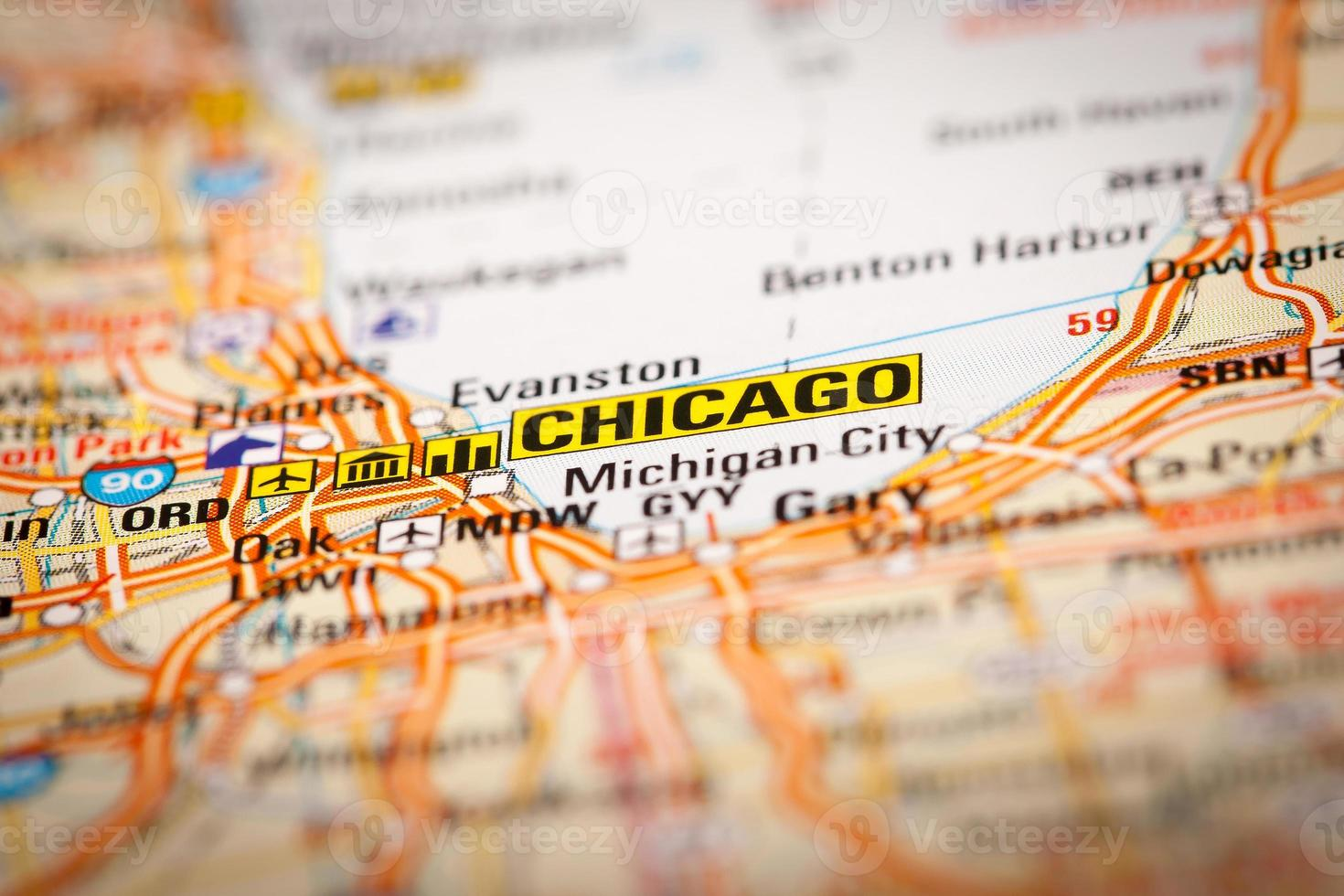 Chicago, USA foto