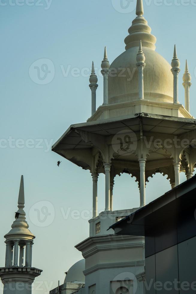 Moscheeturm foto