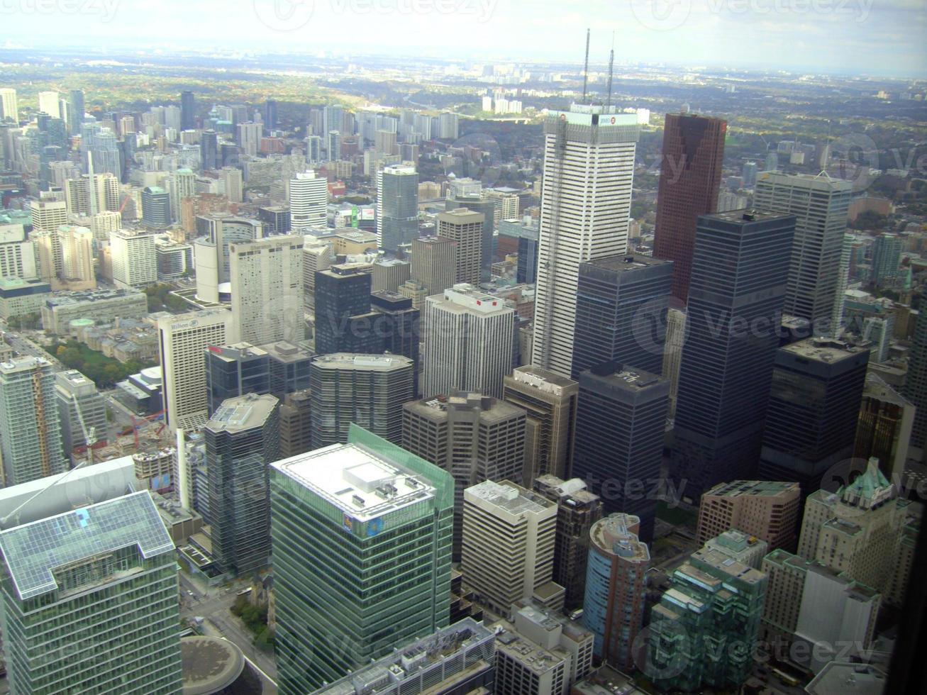 Toronto von oben foto