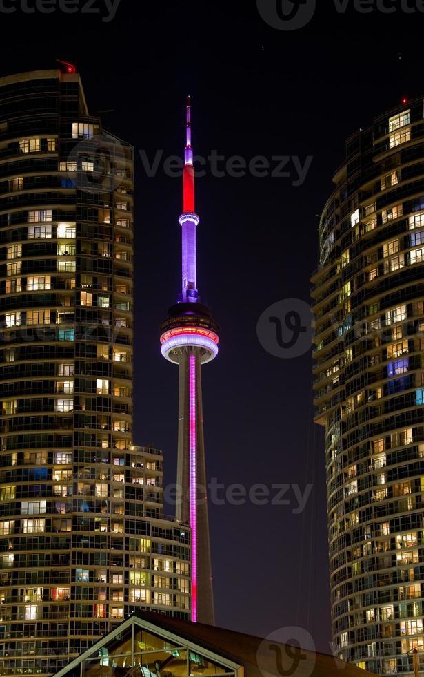 Toronto Nacht foto