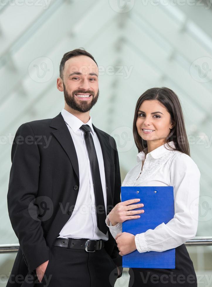 Geschäftsleute foto