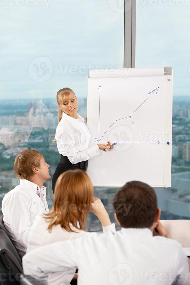 Geschäftsseminar foto