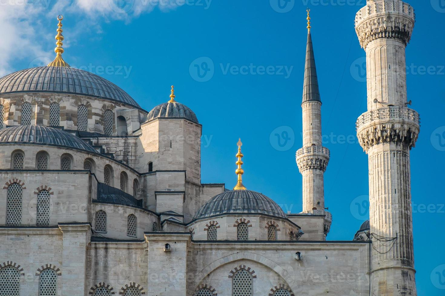 Istanbul blaue Moschee foto