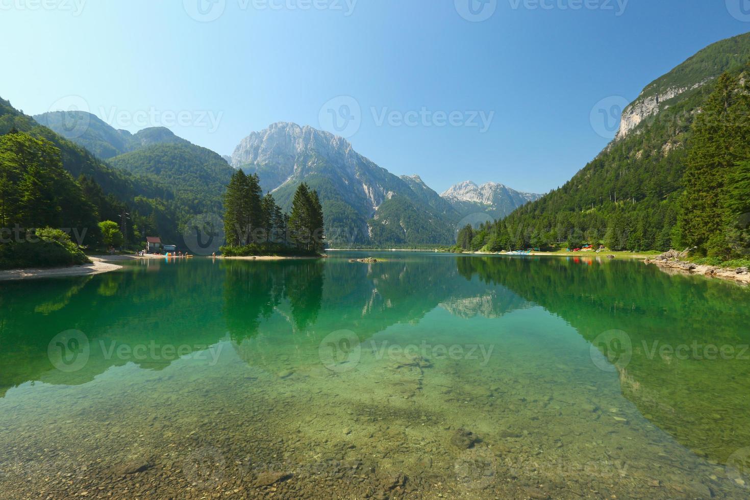 Lago del Predil foto