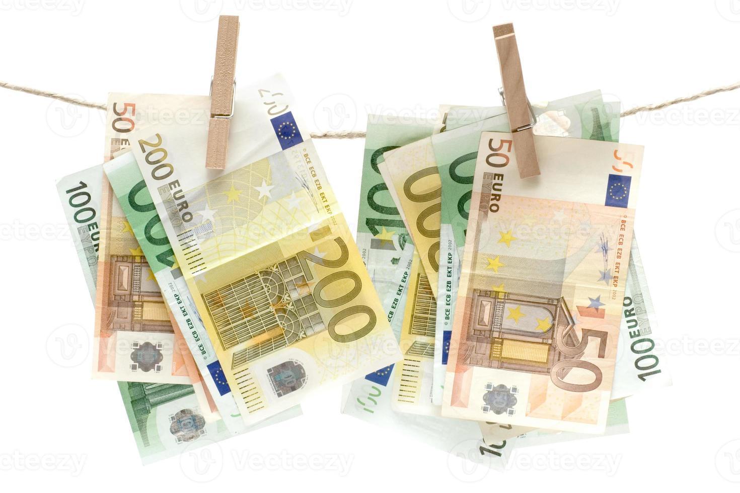 Geldwäsche foto