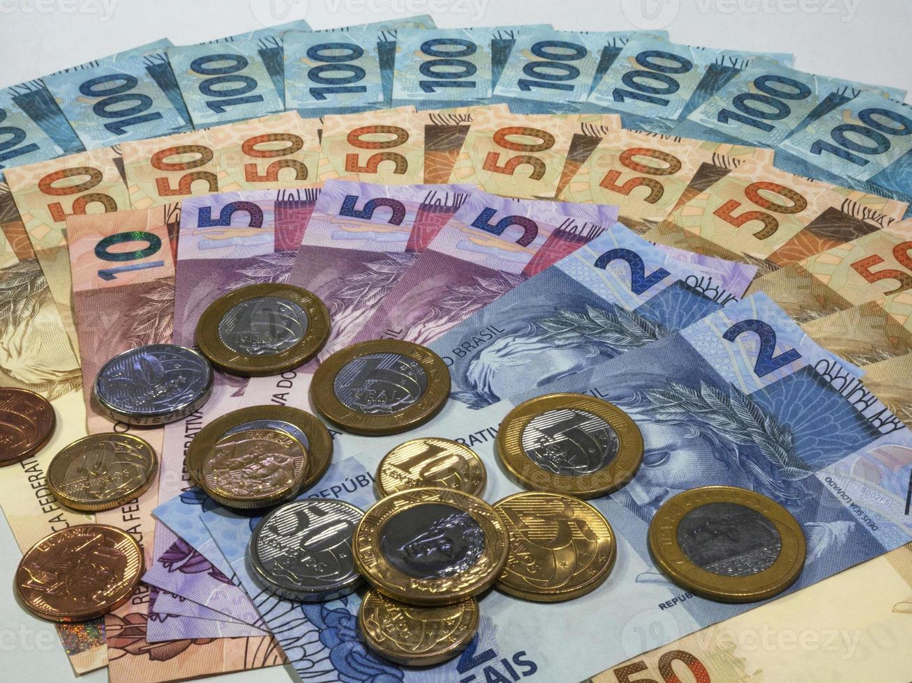 brasilianisches Geld 020 foto