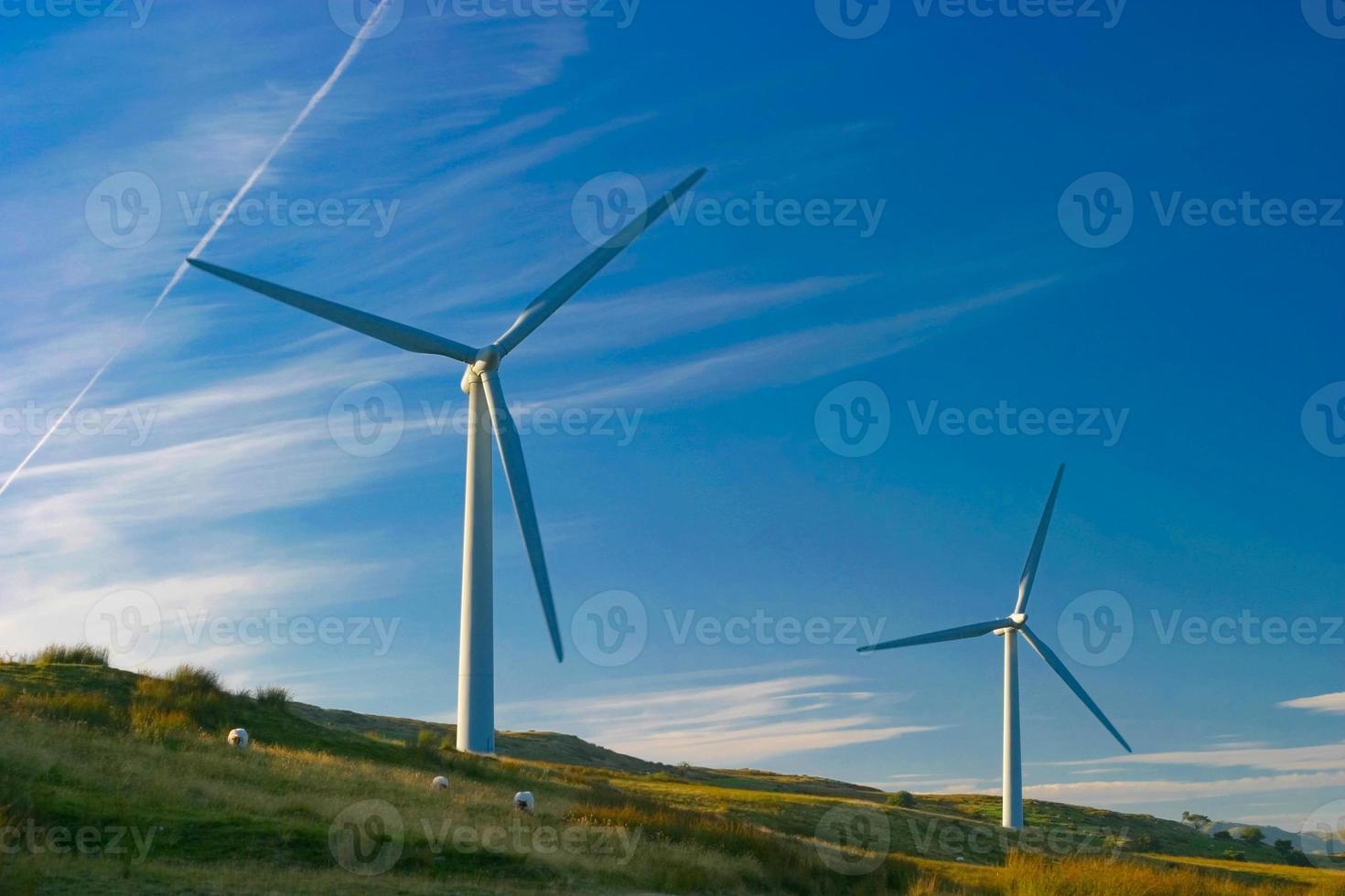Windkraftanlagen in Cumbria foto