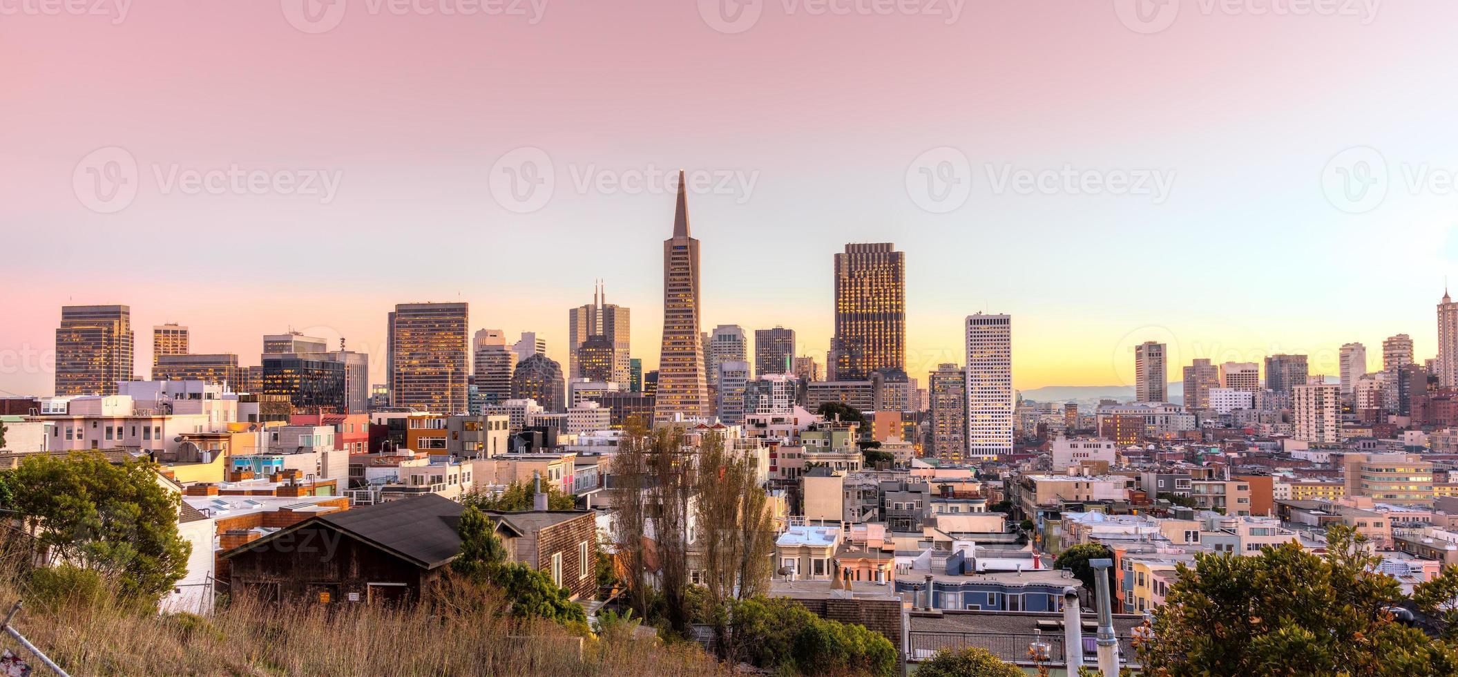 San Francisco, Kalifornien, USA. foto