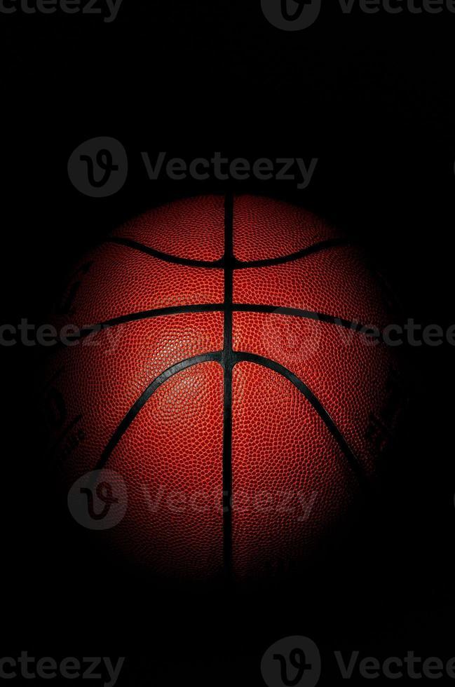 Basketball hautnah foto