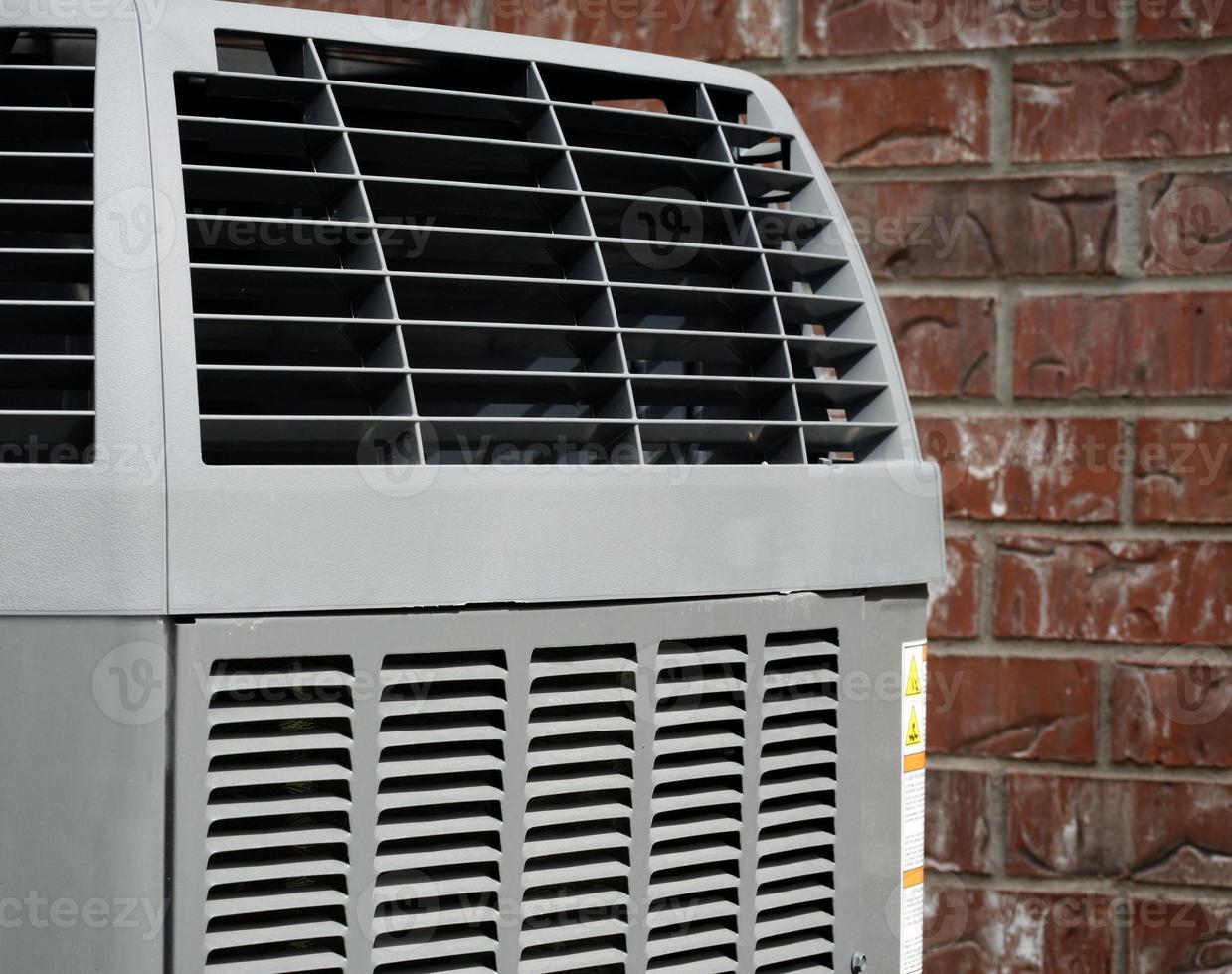 Klimaanlage hautnah foto