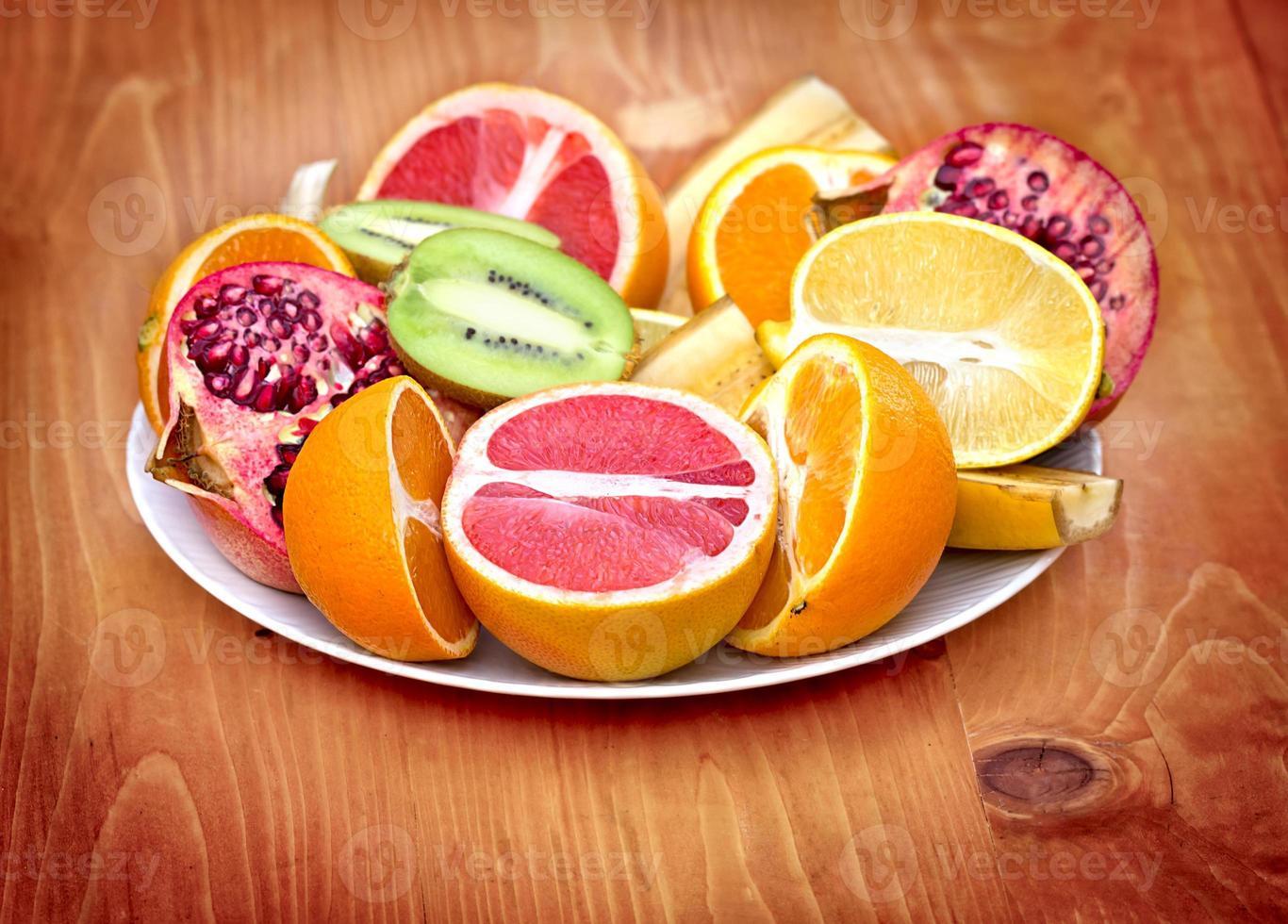 exotische Früchte - tropische Früchte foto