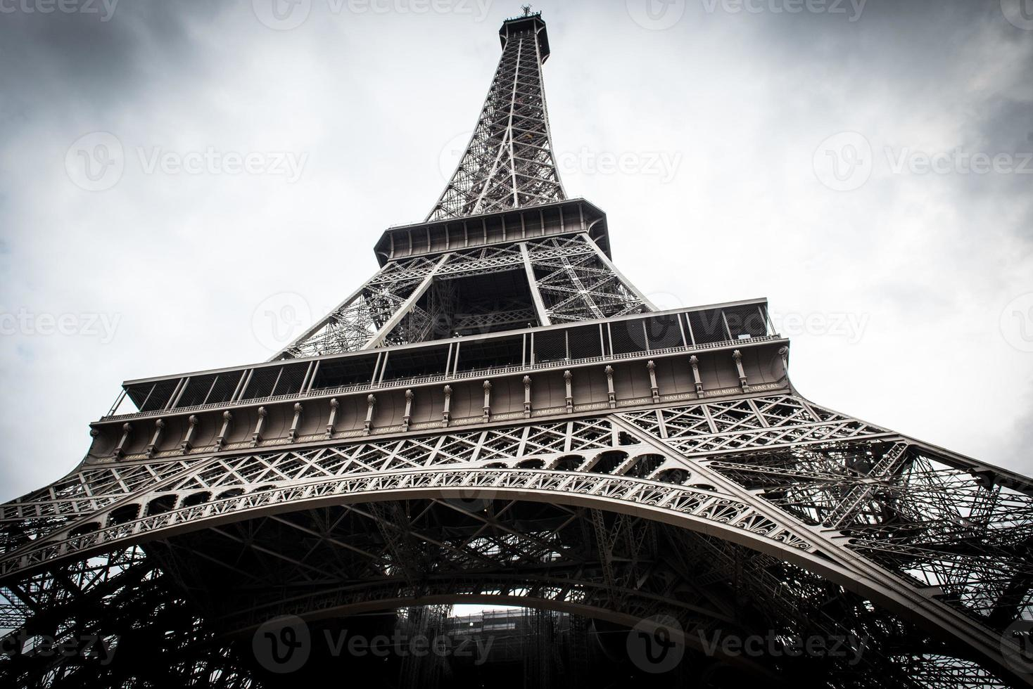 Paris, Eiffelturm foto