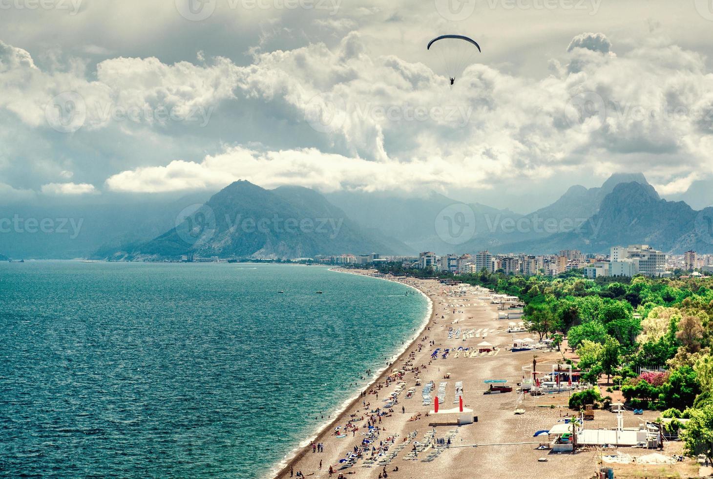 Antalya Truthahn am Meer foto