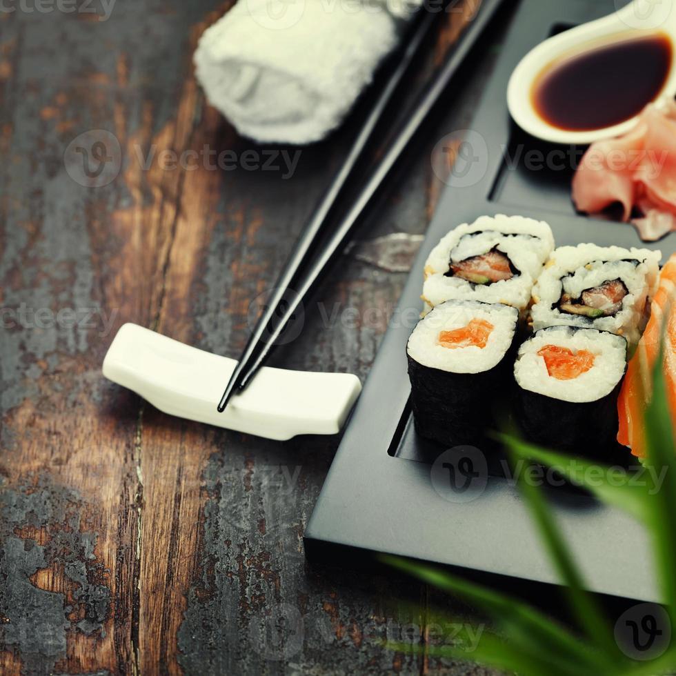 Sushi-Set foto