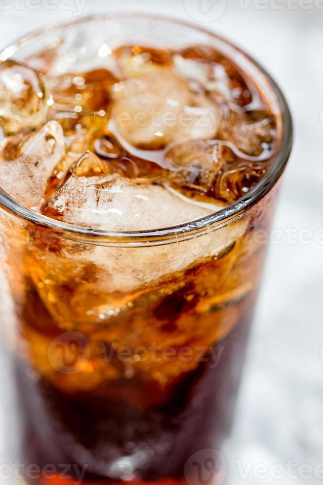 braunes Soda foto