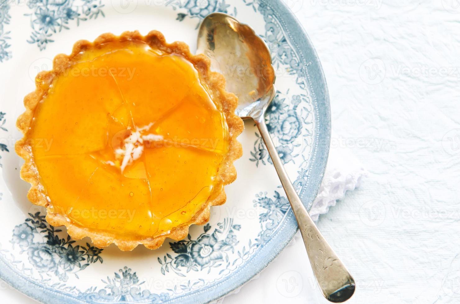 appetitliche Pudding-Torte foto