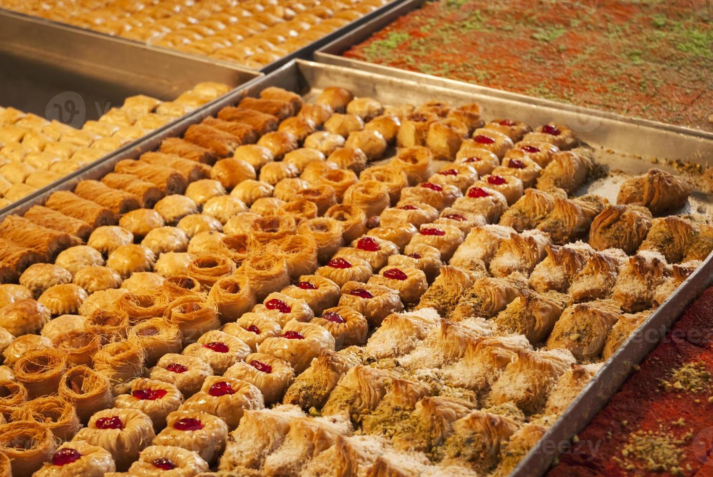 Süßigkeiten zum Verkauf foto