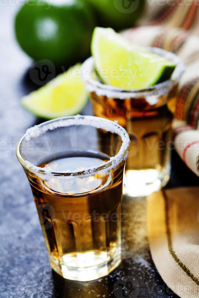 Tequila-Aufnahmen foto