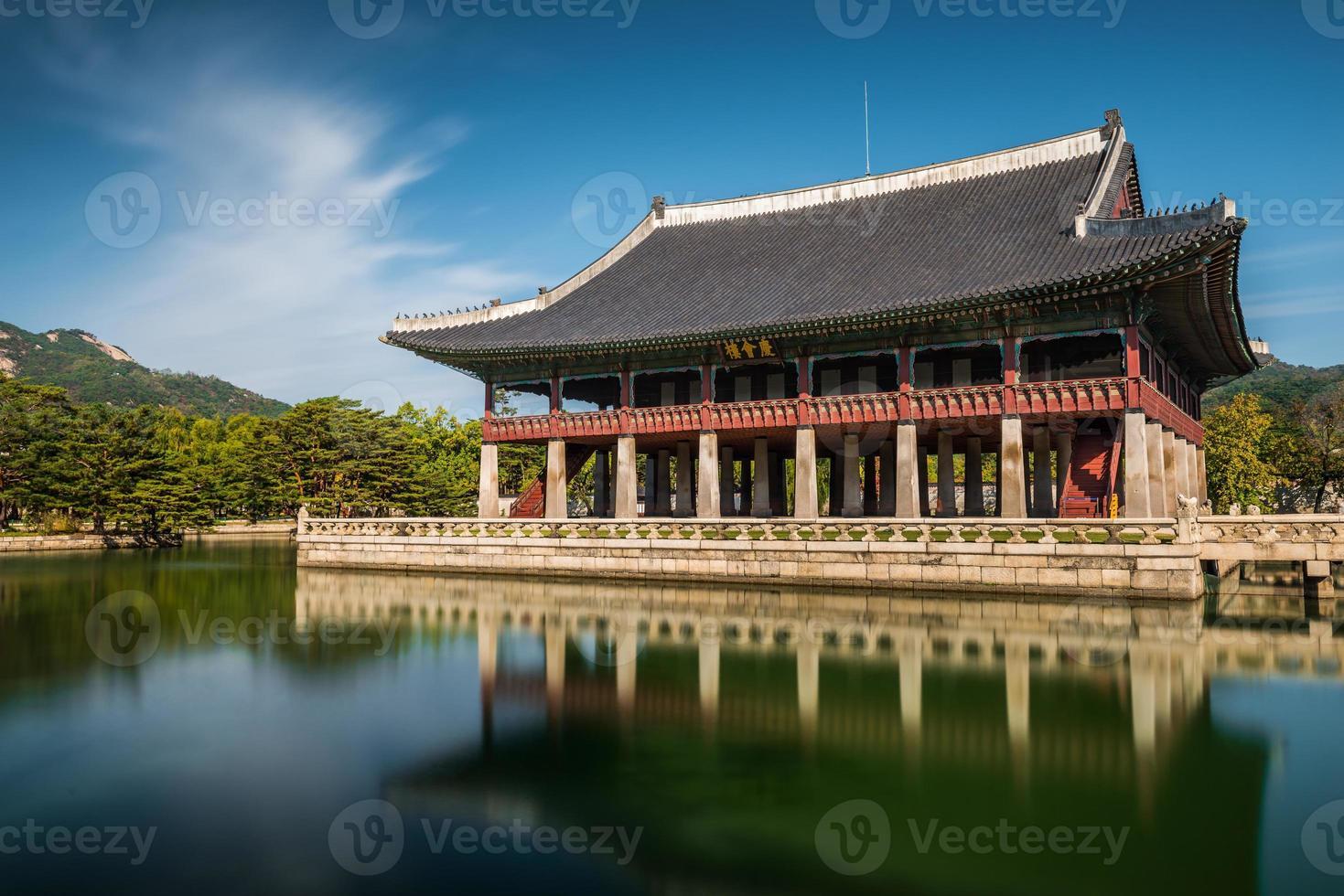 Gyeongbokgung Palast foto